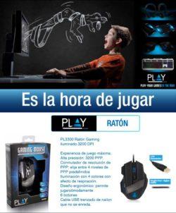 raton gaming precio