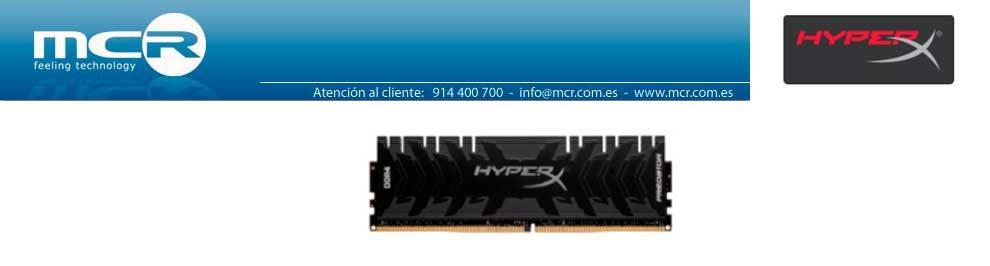 HyperX Predator DDR4 precio