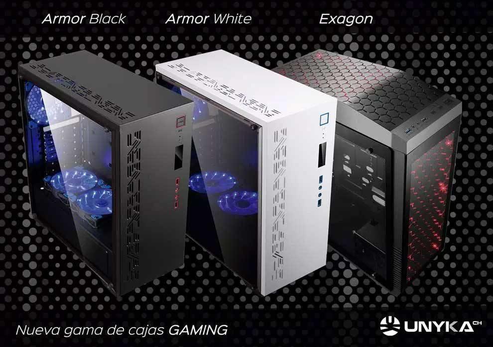 cajas pc gaming precio