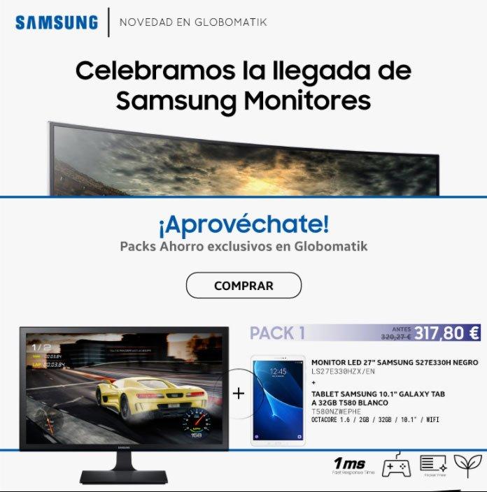 monitor samsung precio