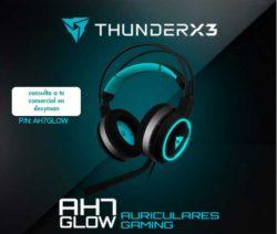 auriculares gaming thunderx3
