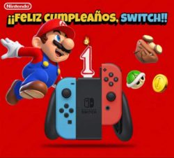 oferta nintendo switch