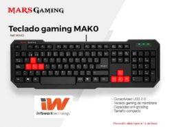 comprar teclado gaming