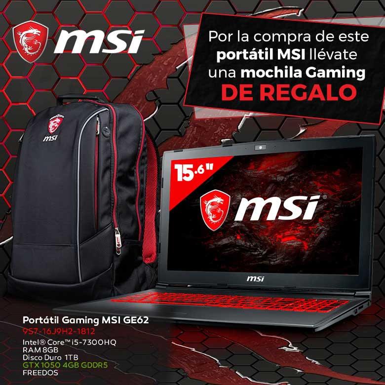 precio portatil MSI