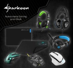 sharkoon gaming en Infowork