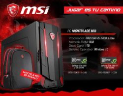 MSI PC NightBlade