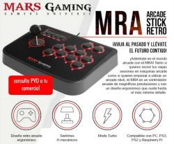 comprar stick retro mars gaming