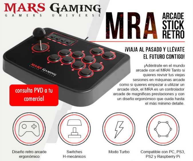 comprar stick retro mars gaming