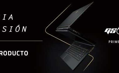 Review del MSI GS65 Stealth Thin en MCR
