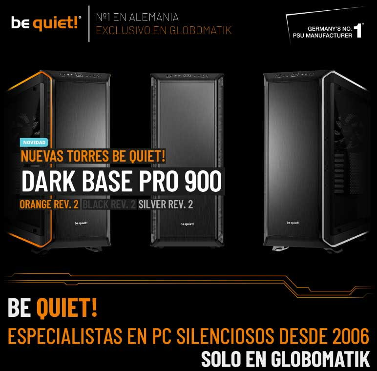 TORRE ATX BE QUIET! PURE BASE 600 WINDOW BLA/ORANG