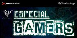 especial gamers en megasur