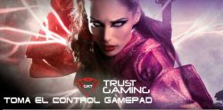 trust gaming gamepad - techdata