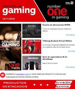 ofertas, novedades, descuentos en gaming