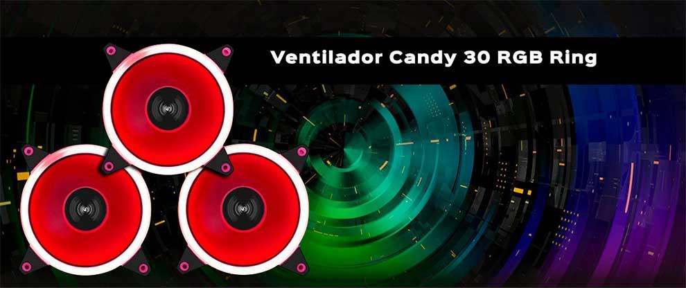 ¿Buscas un kit de ventiladores gaming para PC?
