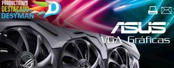 VGA ASUS ROG-STRIX-RTX2080-8G-GAMING 2HDMI 2DP 1USB-C RELOJ; 1740MHz 7680x4320 MEMO 14000MHz 256BIT