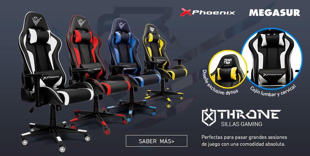 precio silla gaming