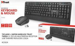 precio teclado y ratón desyman