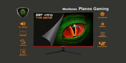 descuento monitores gaming