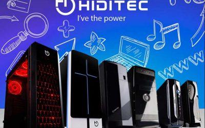 Nuevas configuraciones Hiditec