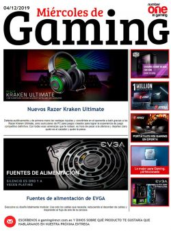 Miercoles de Gaming en MCR