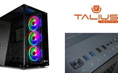 Caja gaming Talius Cronos. ¡Un súper ventas!