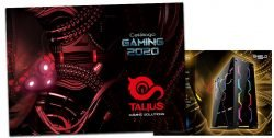 catálogo gaming Talius
