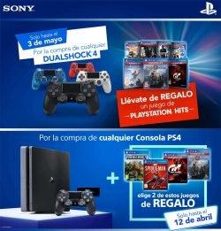 ofertas y promociones Sony