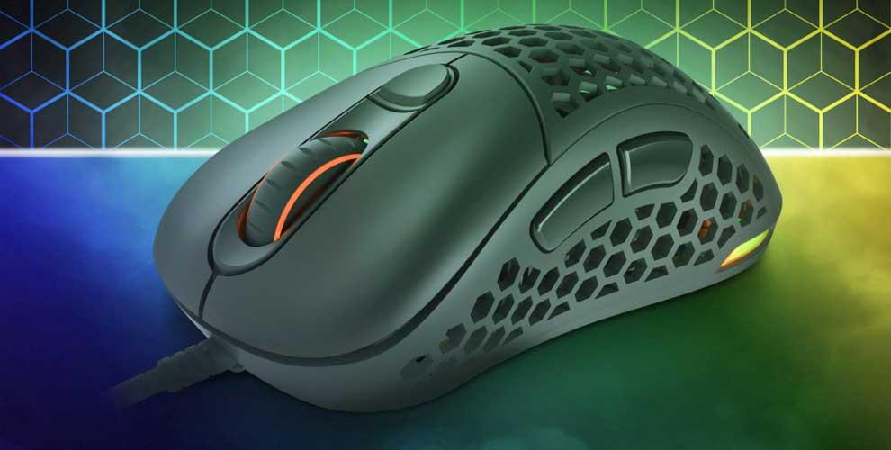 descubre el nuevo ratón gaming Xenon 800