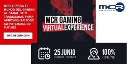 MCR Gaming Virtual Experience