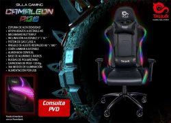 Nueva silla gaming Camaleon de Talius