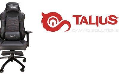 Talius Gaming incorpora a su portfolio la silla Konda