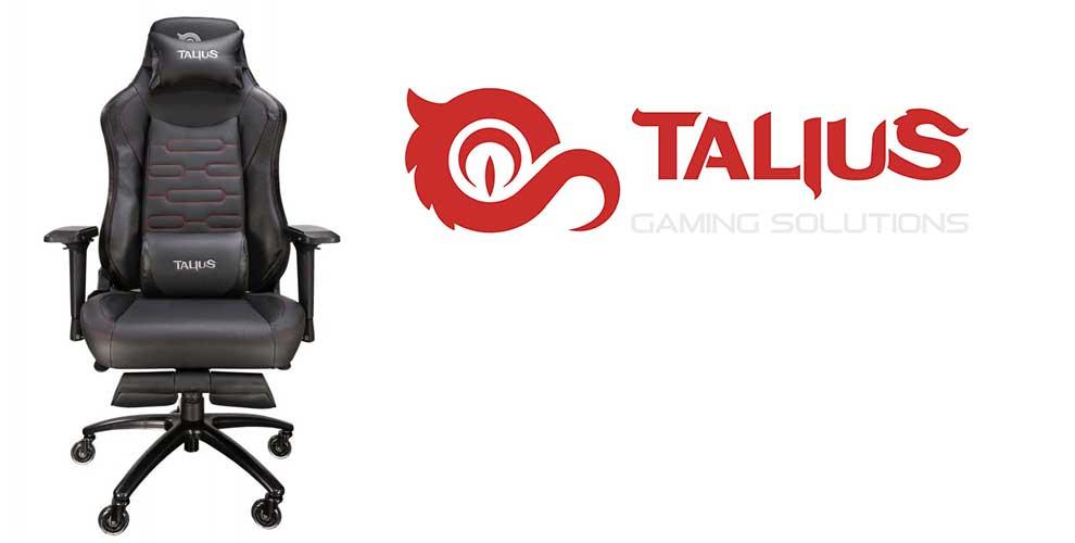 Novedad silla gaming de Talius