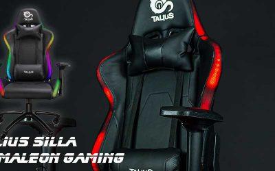 Silla gaming Camaleon RGB de Talius Gaming