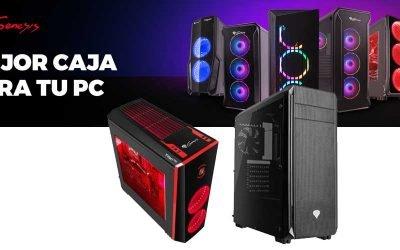 Nueva gama de chasis PC para gaming