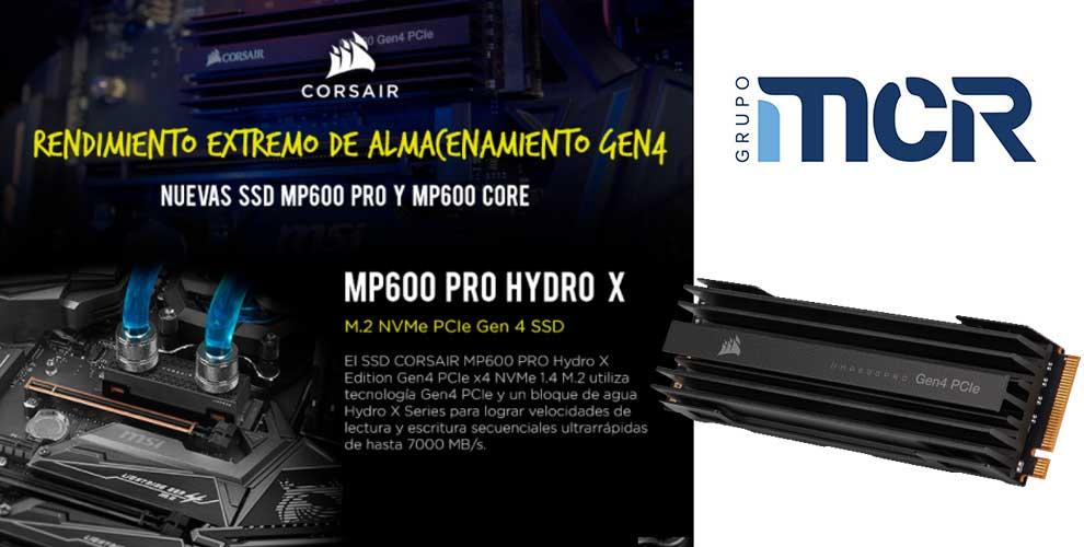 Corsair MP600 Pro 2TB M.2 NVMe