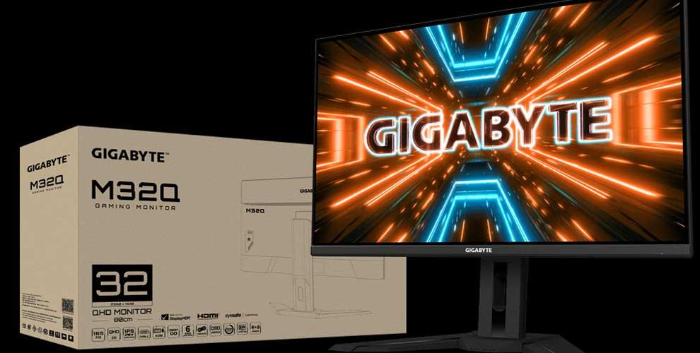 nuevo monitor gaming de Gigabyte