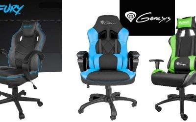 Descuentos del 10 al 30% en sillas gaming