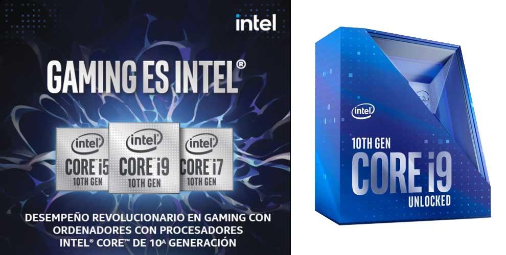 mejor precio en procesadores Intel