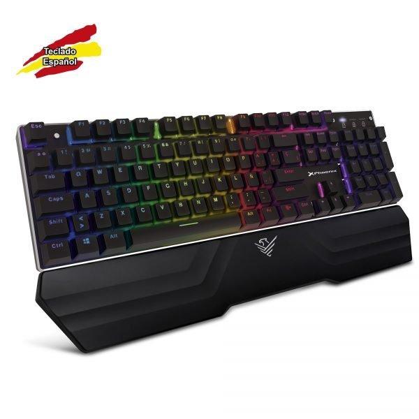 mejor oferta teclados gaming