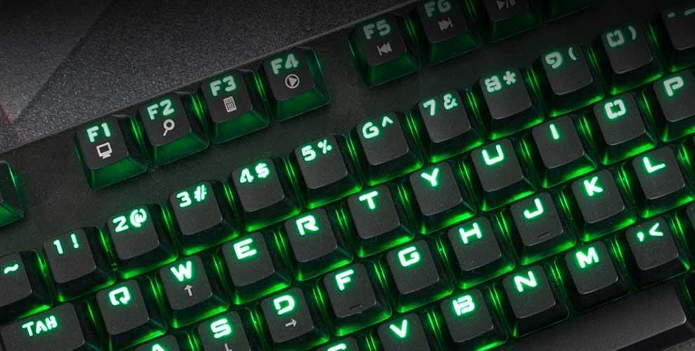 Nuevos teclados gaming de Genesis