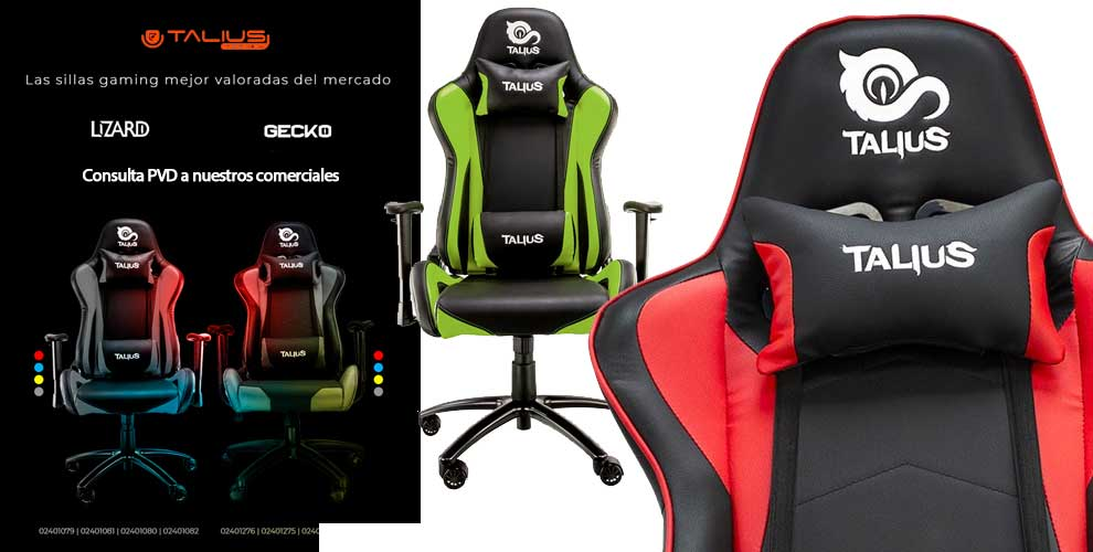 precio sillas gaming mejor valoradas