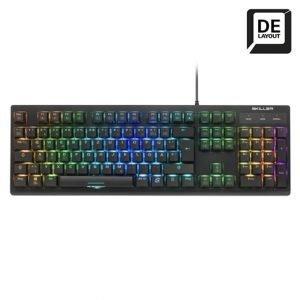 mejores precio teclado mecanico gaming