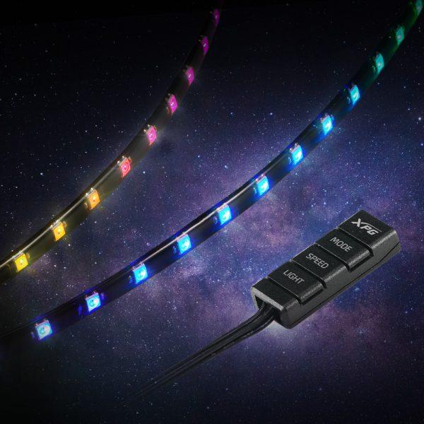 tira led gaming