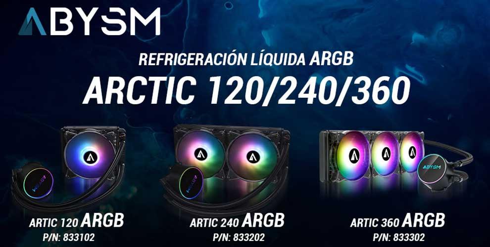 mejor precio mayorista refrigeracion liquida abysm