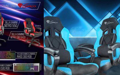 Ofertas gaming junio con Genesis