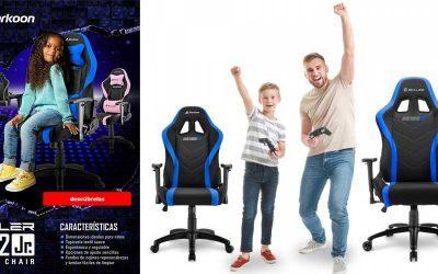 Sharkoon Skiller SGS2 Jr. gaming chair