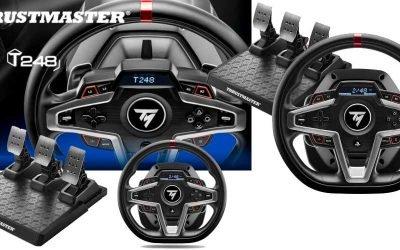 Volante Thrustmaster T248